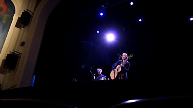 Suzanne Vega, Gerry Leonard - NYC Nov 23 2015