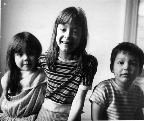 suzanne vega childhood photo
