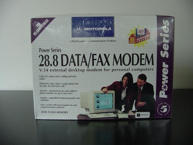 Motorola Powerseries 28.8 data modem