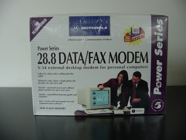 Motorola Powerseries 28.8 data modem